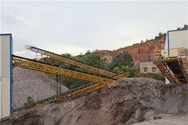 干法石料生产线